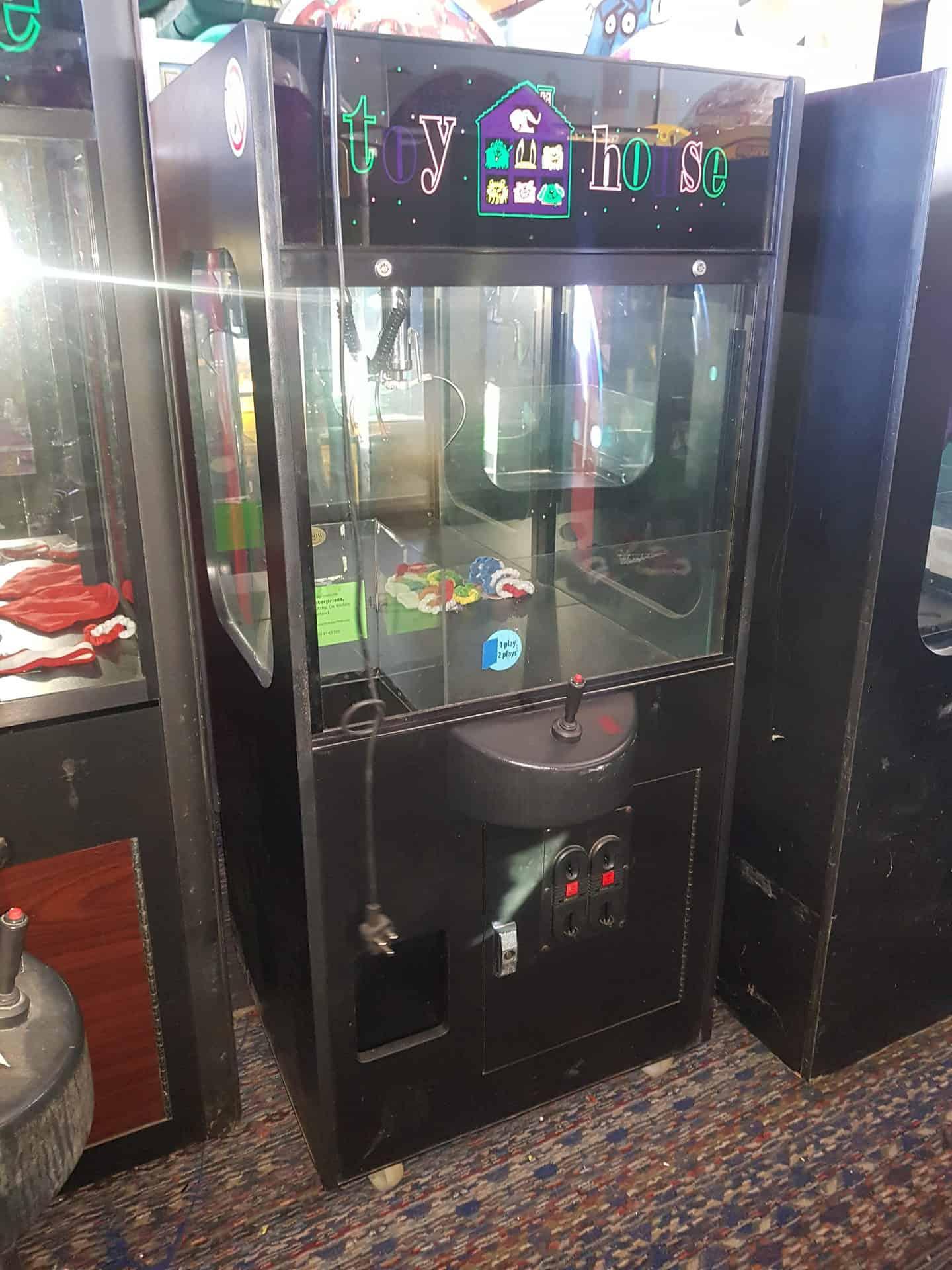 Crane Grabbers - Arcade Machine Sales