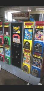 Coin Operated Sammy Vendor Arcade Machine2