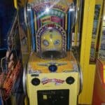 Heads Or Tails Arcade Machine