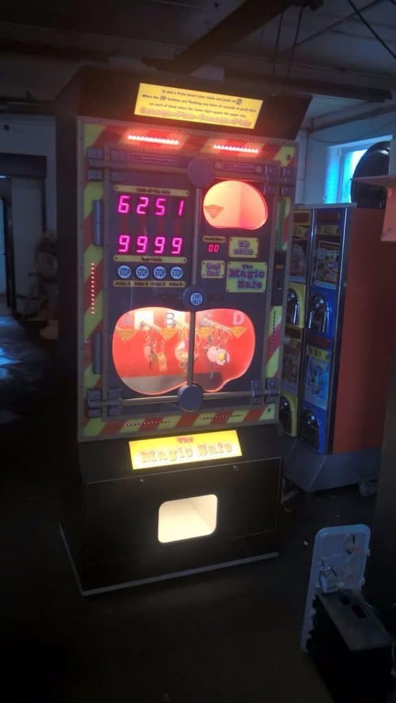 Magic Safe Arcade