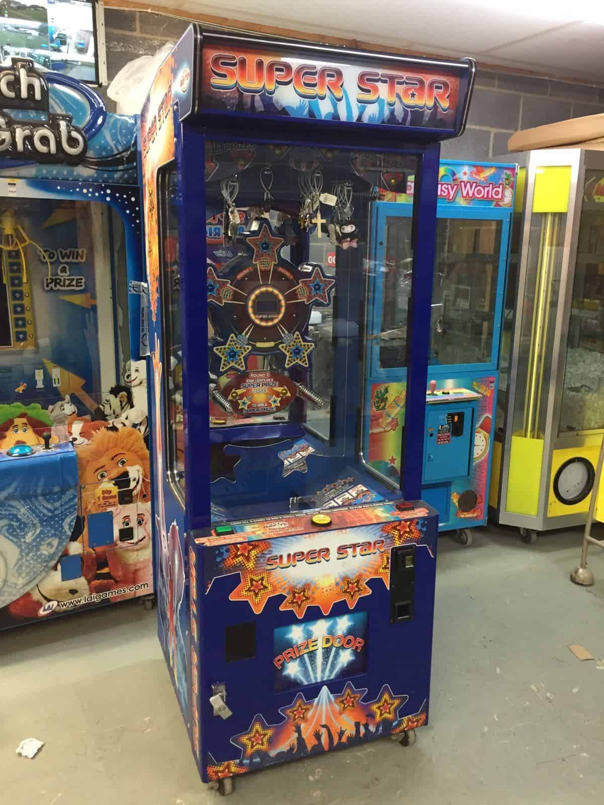 2p machine prizes for students