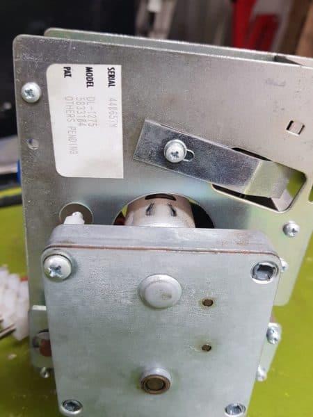 Ticket Dispenser for arcade machine