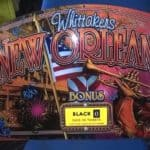 Whittakers New Orleans Arcade Sign